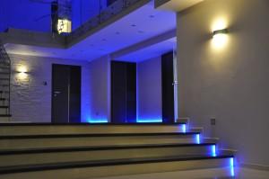 Inteligentny dom - oświetlenie led